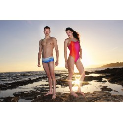 Maillot de bain homme - Tie and Die