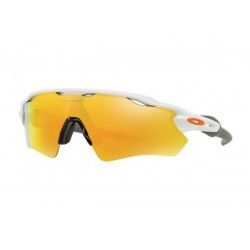 Oakley Radar EV - Polished white, Fire iridium